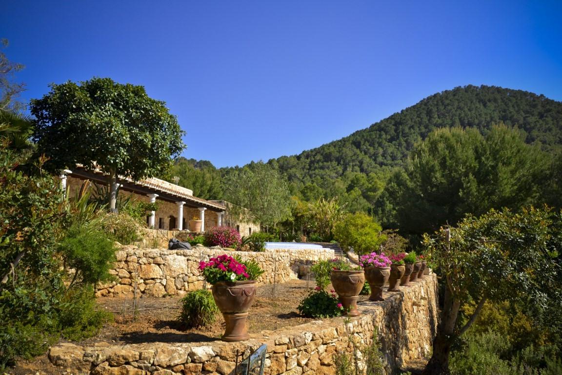 Villa Nature 5 Bedrooms Villa In Ibiza For Rent