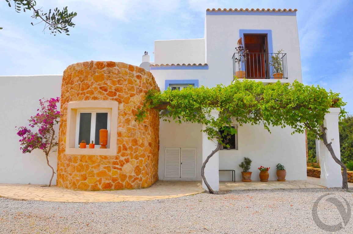 Can Cargol. 3 bedrooms villa in Ibiza for rent