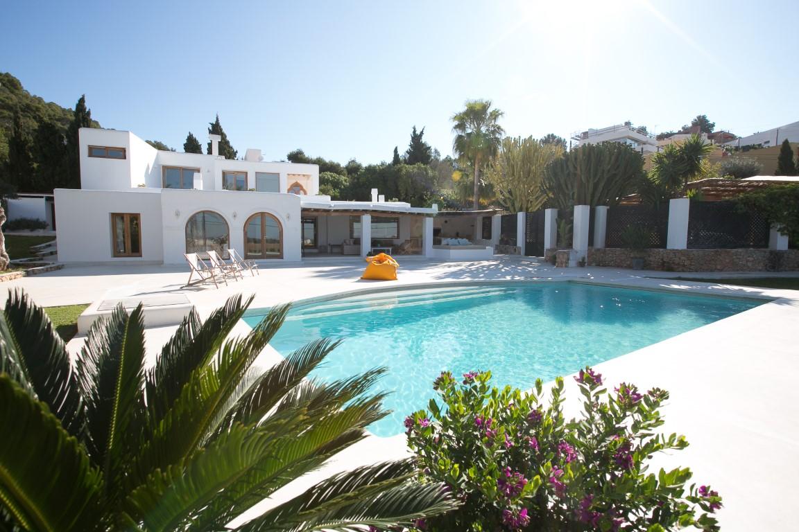 Villa Chantilly. Villa de 6 habitaciones en Ibiza en alquiler