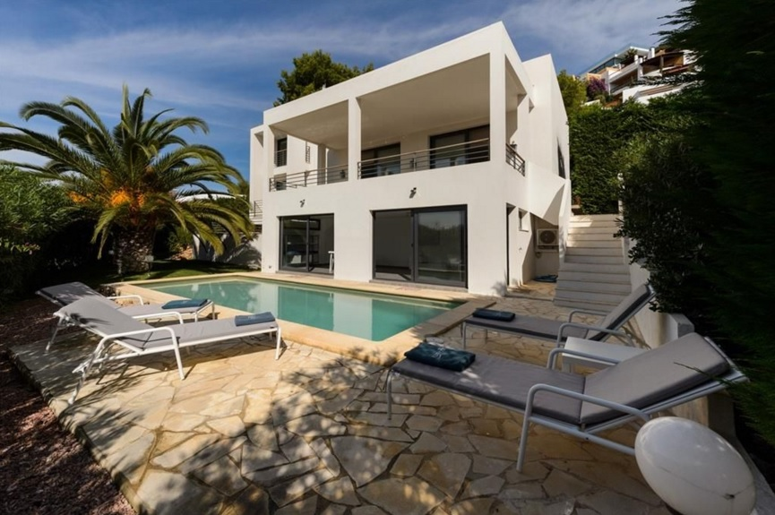 Villa Glorious. 3 bedrooms villa in Ibiza for rent