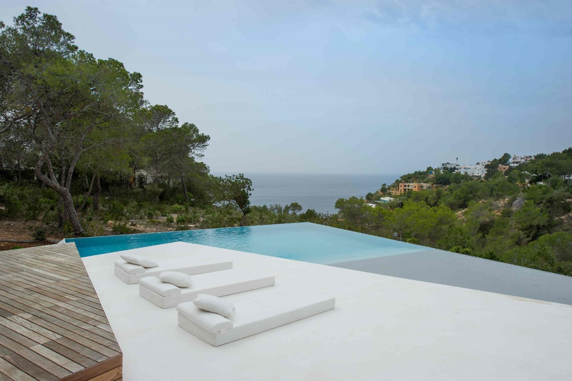 Villa Violetas. 5 bedrooms villa in Ibiza for rent