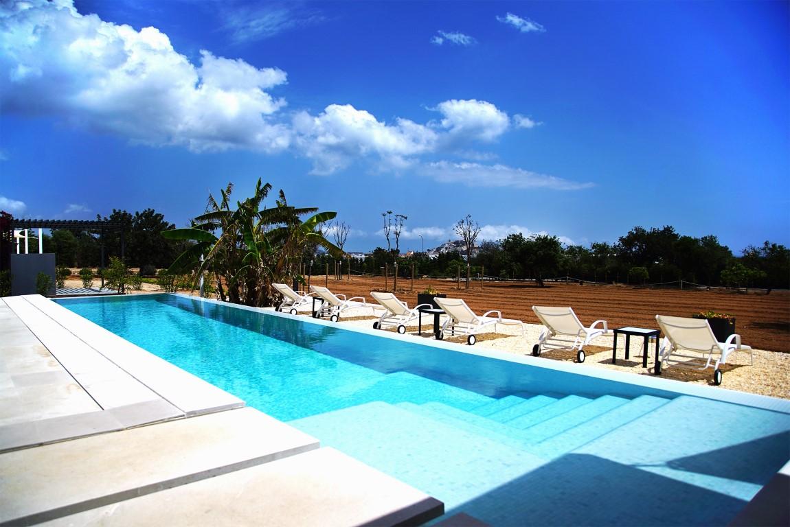Villa Mut. Villa de 6 habitaciones en Ibiza en alquiler